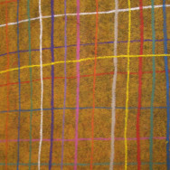 Dolly Mills Alhalkere ACAADM0612 2005 119x103cm Acrylic paints on linen