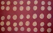 Kuddtji Kngwarreye Emu Dreaming 2004 Acrylic paints on linen