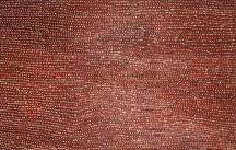 Willie Tjungurrayi Hail Storm at Kaakuratintjia SBWT01 94x155cm Acrylic paints on linen