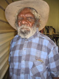 Willie Tjungurrayi