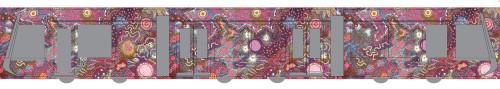 Yarra Trams_Artist Trams_Gabrielle Nungurrayi C Class_Proof02